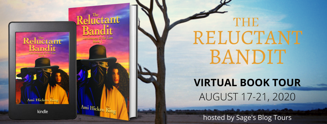 The Reluctant Bandit Book Blog Tour