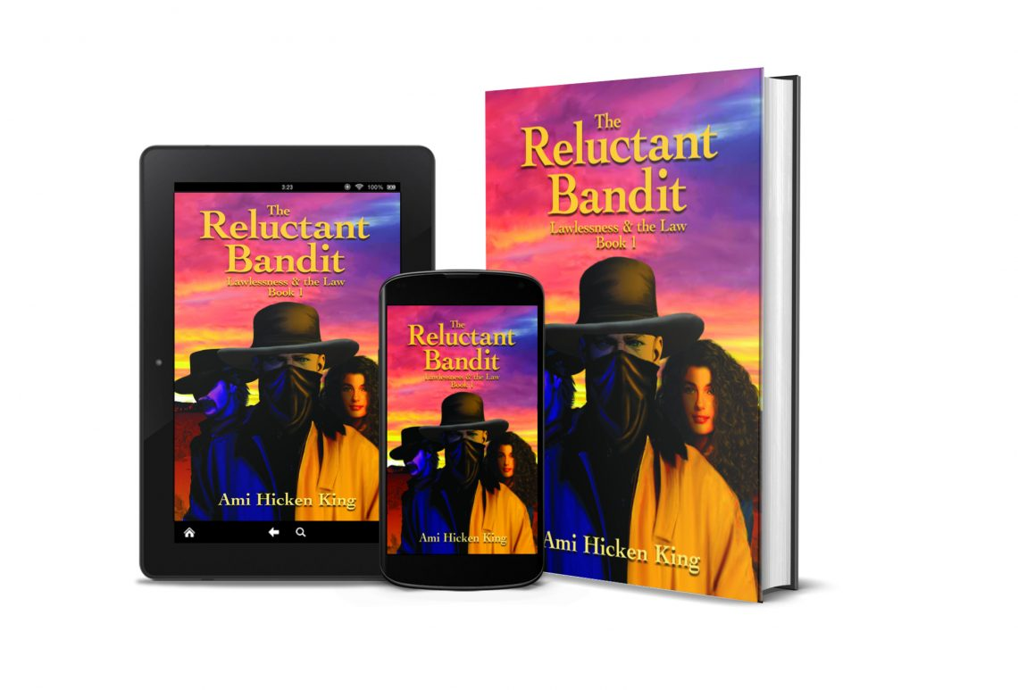 The Reluctant Bandit Covers